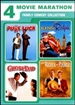 4 Movie Marathon: Family Comedy Collection [2 Discs]