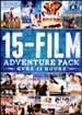 15-Film Adventure Pack [3 Discs]
