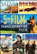 5-Film Family Adventure Pack, Vol. 2