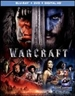 Warcraft [Includes Digital Copy] [Blu-ray/DVD]