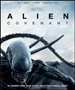Alien: Covenant [Includes Digital Copy] [Blu-ray/DVD]